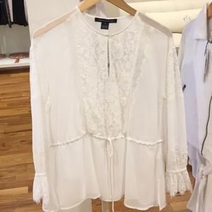 French Connection Abela Blouse